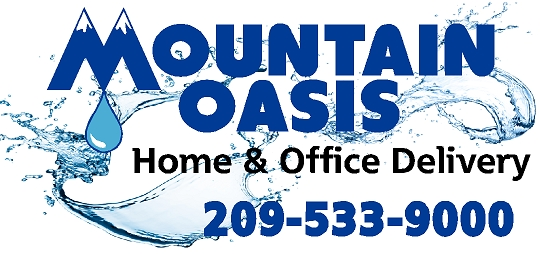Mountain Oasis Water